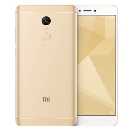 Xiaomi Redmi Note 4X pro 3Gb/32Gb (Золотой)